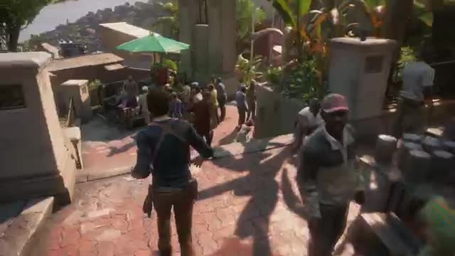 UNCHARTED 4: A Thief's End در E3