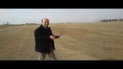 پرواز روز 22 بهمن 1392 زمین پرواز جاده جیرده از گیلان آرسی