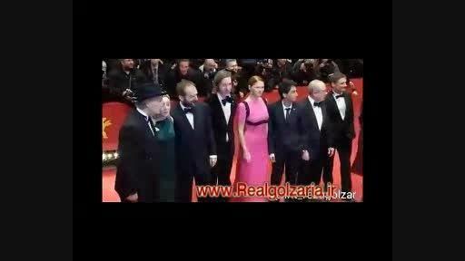 محمدرضا گلزار با فیلم مادر قلب اتمی به برلین رفت