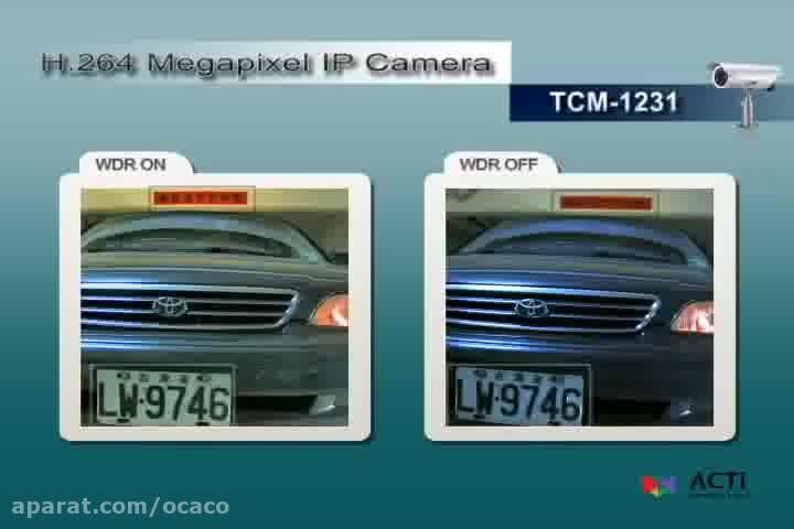 توضیحات کامل در مورد ویژگی WDR دوربینها