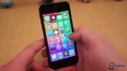 مقایسه سیستم عامل ویندوز فون 8 با iOS 7-لیمونت
