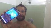تست ضد آب گوشی گلکسی اس 5