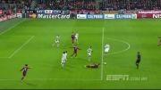 بایرن مونیخ 3-0 زسکا موسکو (گل های بازی)