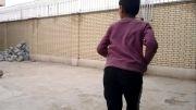 بسکتبال خیابانی در رومز (2)-حسین و محمد
