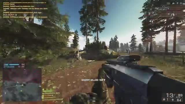 # ۷ تکاوران - تانک و ساندویچ و نوشابه - Battlefield 4