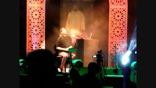 سامی یوسف - اجرای ترانه وعده های فراموش شده در تطوان