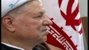 دفاع رهبری از هاشمی رفسنجانی