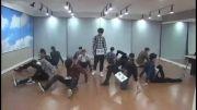 exo - dance practice christmas day