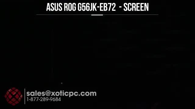 لپ تاپ ASUS G56JK