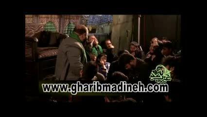 مداحی سیدعلی حسینی نژاد در شب اربعین