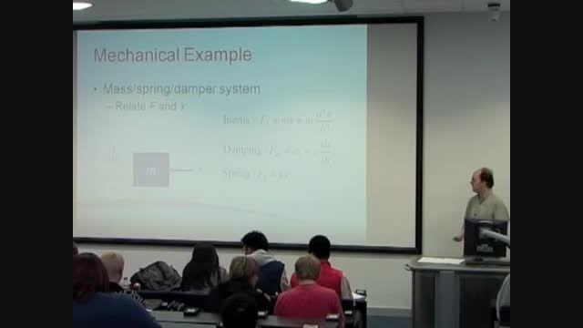 جلسه 2. مدل سازی سیستم های کنترلی (دانشگاه بریستول)
