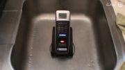 تست ضد آب بودن دستگاه حضو رو غیاب Biolite net
