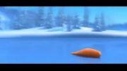 تریلر باحال از انیمیشن FROZEN