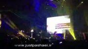مرتضی پاشایی زیادی - اجرای زنده کنسرت تهران