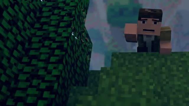 """Herobrine"" Minecraft Song Original and Music Video"