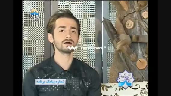 اجرای زنده سامان جلیلی ( قسم )