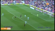 خلاصه بازی: بارسلونا ۶-۰ گرانادا