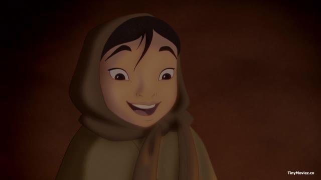 """انیمیشن کوتاه""""دخترک کبریت فروش"""" (2006) Little Matchgirl"""