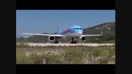 خطرناک ترین فرودگاه جهان در تبت