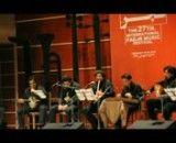 آواز نوا اجرای گروه موسیقی برزین گروه برگزیده جشنوراه موسیقی فجر 1390