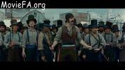 قسمتی از فیلم Gangs of New York 2002 دارودسته نیویوركی با دوبله فارسی