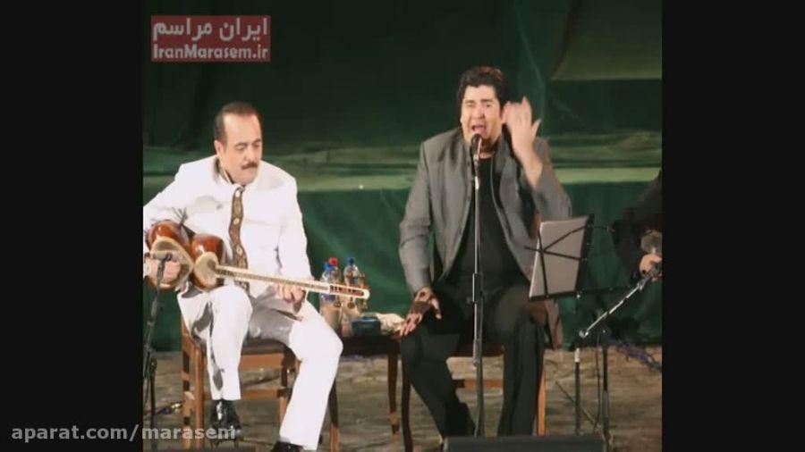 اجرای زنده سالار عقیلی - نام جاوید وطن