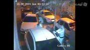 دزدی از پژو 206 و پژو پارس در 30 ثانیه