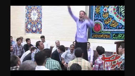 حاج حبیب یزدانی(مدح امام حسین علیه السلام)