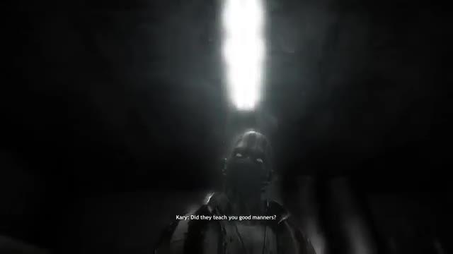 گیم پلی بازی کامپیوتر ترسناک GRIDBERD