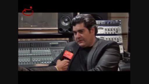 کلیپ تصویری:: پشت صحنه ضبط آخرین آلبوم سالار عقیلی