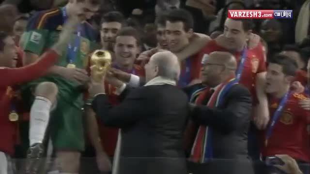 افتخارات فوتبالی ژاوی (به بهانه جدایی از بارسلونا)