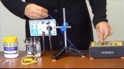 ویدیو نمایش آزمایش الکترولیز مرکز نوآوریهای آموزشی ایران