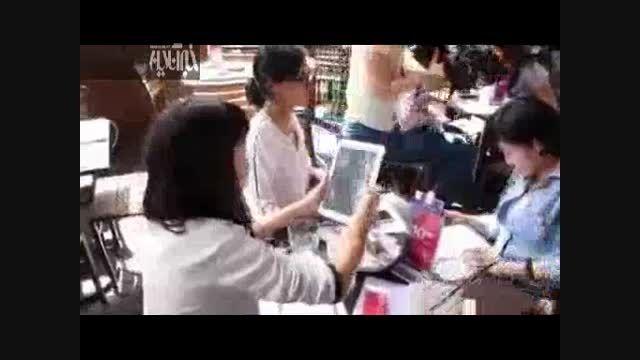 پهپادهایی با نقش گارسون در رستورانهای سنگاپوری!!!