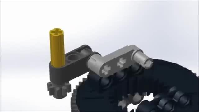 مونتاژ بیل مکانیکی
