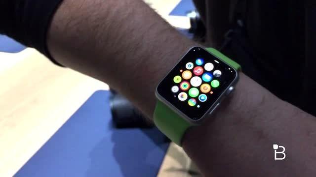 رونمایی از ساعت اپل Apple Watch یا iWatch