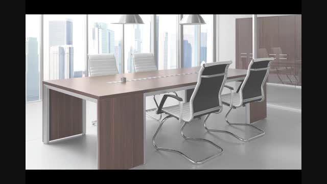 میز اداری و محصولات مبلمان اداری فرآذین