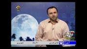تلاوت هادی قدرتی (30 ساله) در برنامه اسرا _ 07-12-91