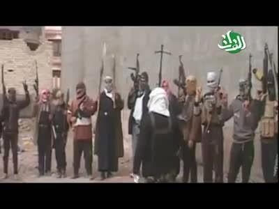یک کلیپ جنجالی از ابو عزراییل