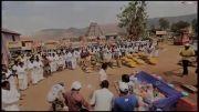 پشت صحنه ی فیلمی از Chennai express(فیلم جدید شاهرخ خان)