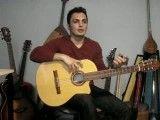 آموزش گیتار-جلسه ششم پارت چهارم