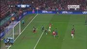 گلهای بازی برگشت رئال مادرید و منچستر یونایتد (2-1) 720p-HD