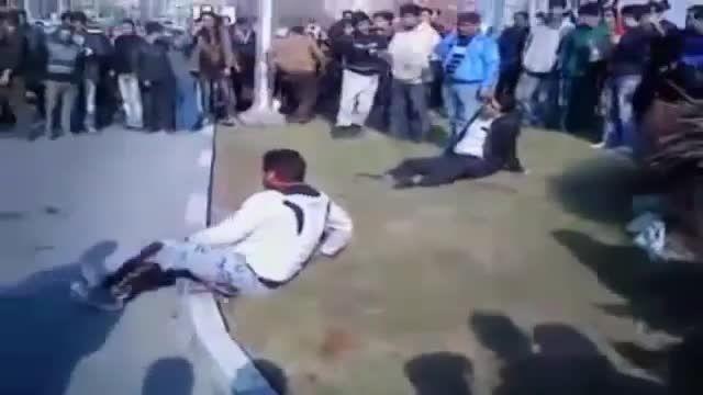 چاقوکشی و تیراندازی در شهر و ناتوانی پلیس ایران