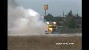 سریعترین کامیون جهان Shockwave