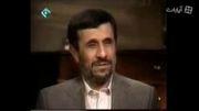 آزادی در ایران و امریکا از زبان احمدی نژاد
