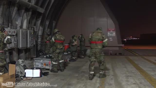 آموزش سطح چهار MOPP (بالاترین سطح دفاع CBRN)