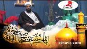 حجت الاسلام بندانی - در باب حرکت کاروان سیدالشهدا 8