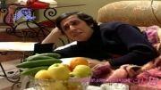 خوابیدن با چشمان باز مهران مدیری در سریال جایزه بزرگ