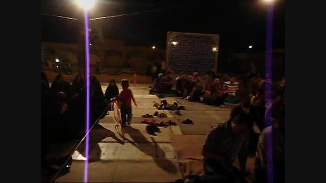 یادواره شهدای شهیدستان چاهملک