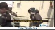 شکار دزدان دریایی توسط کلاه سبزان نیروی دریایی