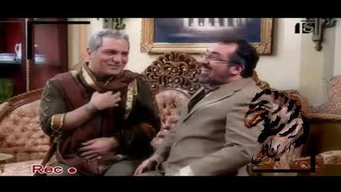 سریال طنزقهوه تلخ - مهران مدیری - پشت صحنه - آخر خنده